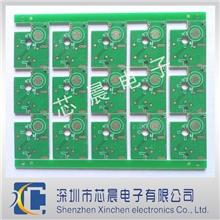 定制热销:FR4双面线路板、电路板打样(包测免邮)