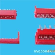 供应1.27MM红色IDC/DIP/红色简牛插槽SMT180度