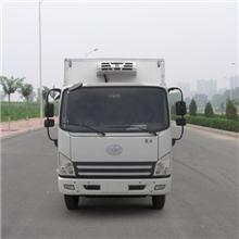 冷藏车保温车4.2米解放虎威冷藏车,4*2QYK5041XLC