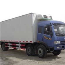 冷藏车保温车供应解放骏威冷藏车QYK5251XLC18106398153