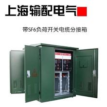 DFW8-12/630型SF6六氟化硫负荷开关电缆分接箱(户外开闭所)