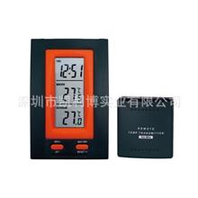 工厂供应无线温度计,室内外温度计