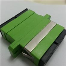 SC光纤连接器光纤耦合器光纤法兰头光纤适配器价格从优