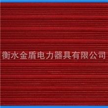 绝缘板防滑板红色防滑绝缘胶板绝缘挡板