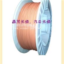 汽车光纤高品质most光纤,三菱光纤、东丽光纤1.0,外径1.5*2.3mm