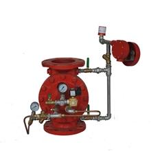 消防水系统、雨淋报警阀、报警阀、水流指示器