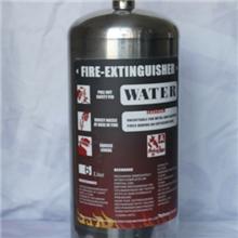 供应消防器材自动水基型灭火器9L不锈钢灭火器安全可靠