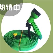 外贸花园水管洗车水带园林工具pvc软管蓝持洗车水带10米