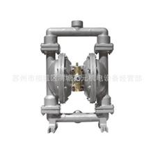 供应铝合金气动隔膜泵不锈钢气动隔膜泵塑料隔膜泵苏州隔膜泵