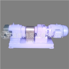 供应吉林变频转子泵不锈钢转子泵三叶转子泵