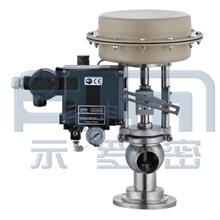 供应调节阀流量调节阀ZTRS卫生级调节阀卫生级薄膜调节阀