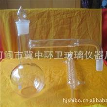 供应全玻蒸馏水器、冷凝管等成套玻璃仪器蒸馏水瓶