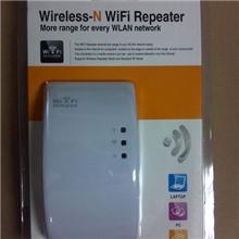 原装三灯300M无线网络信号放大器增强器Repeater无线AP中继器