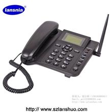 商务电话无线固话插卡电话LS-960GSM无线座机二次拨号