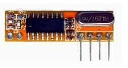 供应RF无线高频接收模块抗干扰性特强RXB12