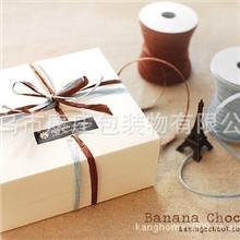 凡美品进口牛卡纸盒喜糖盒点心包装盒蛋糕盒现货