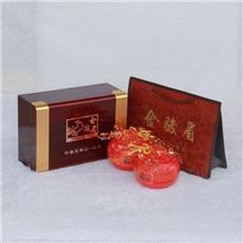 新款茶叶包装武夷山红茶茶叶木盒高档茶叶木盒精美茶叶礼盒