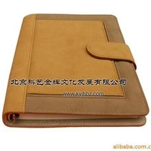 批发定做【金辉】商务软皮笔记本100页