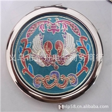厂家直销欧板CD金属化妆镜