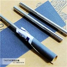【3MM万能砂纸夹】电磨机吊磨机刻磨机砂纸夹柄砂纸夹针砂纸棒