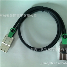 PCIex8ExternalCable1mAmphenol,Madison28AWG,5Gbps
