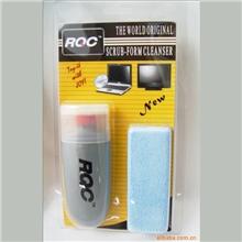 专利涂擦式RQC数码清洁剂、电脑清洁套装大量出厂、出口套装、