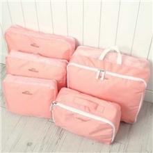 法蒂希韩版bagsinbag旅行收纳套件收纳袋收纳整理五件套