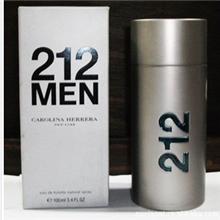 卡罗琳娜212都会男士香水100ML香水批发厂家直销