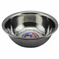 不锈钢厂家特价批发出口不锈钢盆加深又加厚不锈钢面盆洗脸盆菜盆