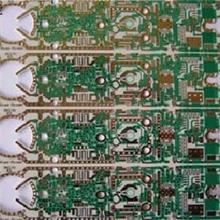 电路板加工双面电金板