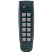 AYC-G54:2x6密码键盘读卡器/控制器一体机