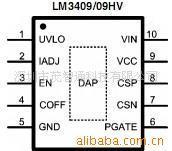 驱动ICLED驱动LM3409