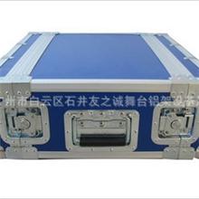 航空箱厂家供应4U单层机柜航空箱舞台音响箱灯具箱