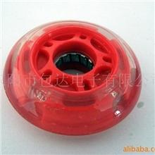 供应优质透明各种规格PU闪光轮