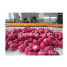 厂家供应梅红鸡蛋宠物玩具装饰宠物玩具橡胶球