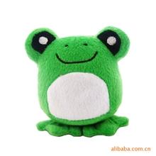 供应宠物玩具宠物玩具批发玩具卡通蛋蛋系列-青蛙