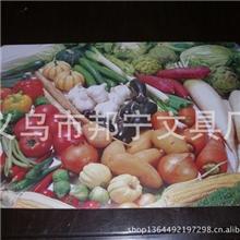 厂家直销PP环保塑料印刷餐垫pvc餐垫杯垫卡通餐垫