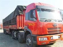 物流小型货车厢式货车仓储与配送自备9.6米厢式货车每天发车