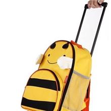 供应高品质拉杆箱学生拉杆书包批发拉杆旅行箱儿童书包批发