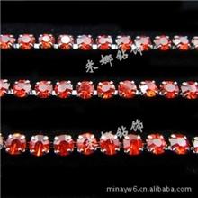 厂家直销花式水钻腰链,钻链装饰链
