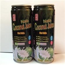 豪园生榨椰子汁长在树上的椰子汁厂家直销诚招代理批发