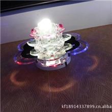 厂家直销LED现代水晶过道灯节能水晶壁灯床头灯2029卧室壁灯