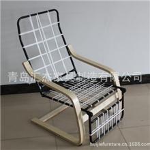 休闲椅框架实木家具