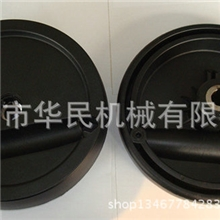 生产供应圆轮缘机械手轮胶木手轮木工机械满幅手轮