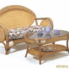 供应WHX005藤椅藤家具摇椅休闲椅