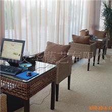 供应WHX018藤椅藤家具摇椅休闲椅
