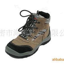 优质防护鞋皮质劳保鞋防刺安全鞋钢包头工作鞋