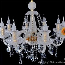 厂家直销水晶吊灯LED水晶吊灯欧式水晶吊灯