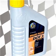 原装进口高质量DOT3汽车制动液、DOT4刹车油、