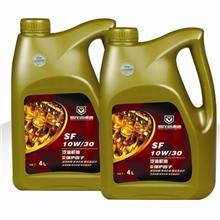 高品质汽油发动机油